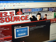 IlliniCountry.com on 93.5 The Source!