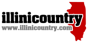 180 x 90 Illini Country Button