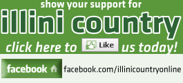 Click here to become a fan of Illini Country on Facebook!